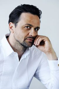 Michael Rotschopf Portrait